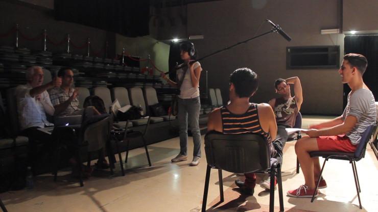 Bent rehearsals