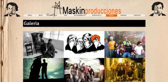 Maskin, new associate company