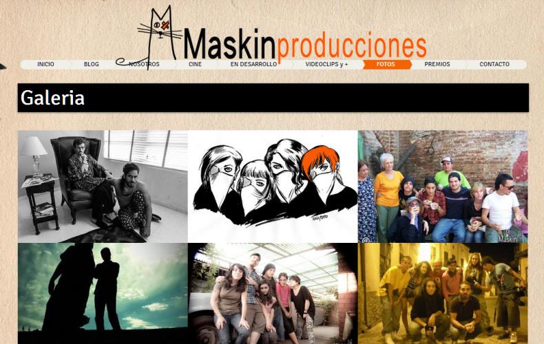 Maskin, nueva producción asociada